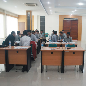 Training BPD Kalbar
