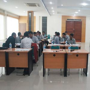 Training BPD Kalbar